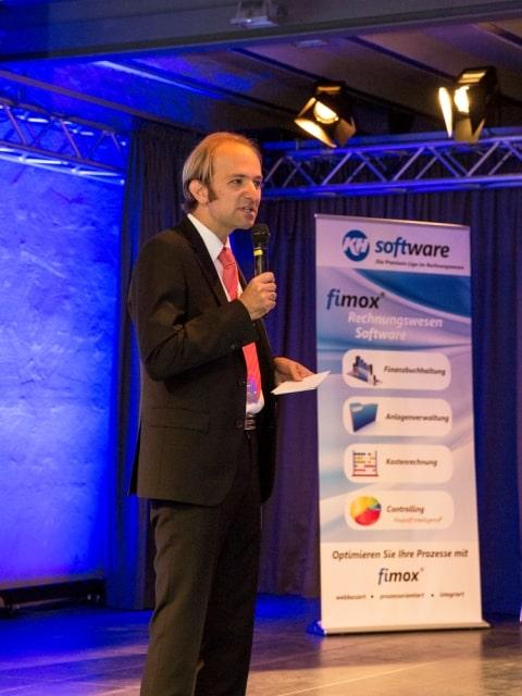 Event Moderator Dirk Reinmann